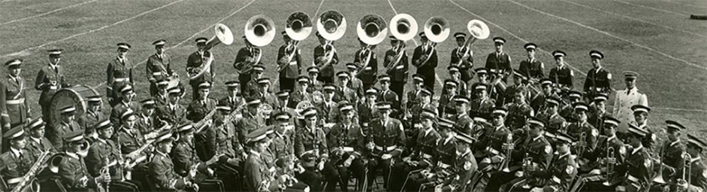 History of the Pride of the Southland Marching Band