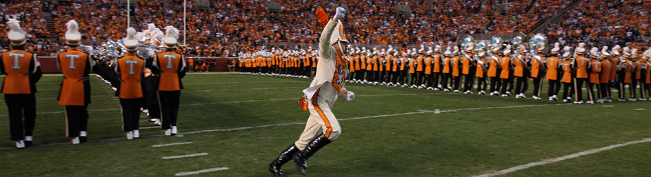 University of Tennessee Athletic bands