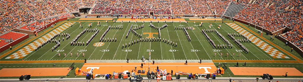 Marching Band | The University of Tennessee Bands