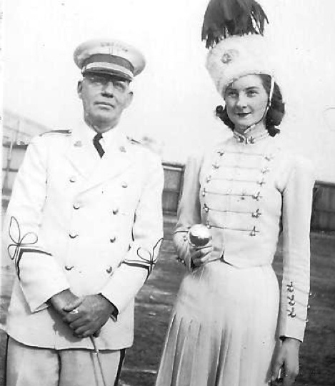 Hall and Isabel Robinson